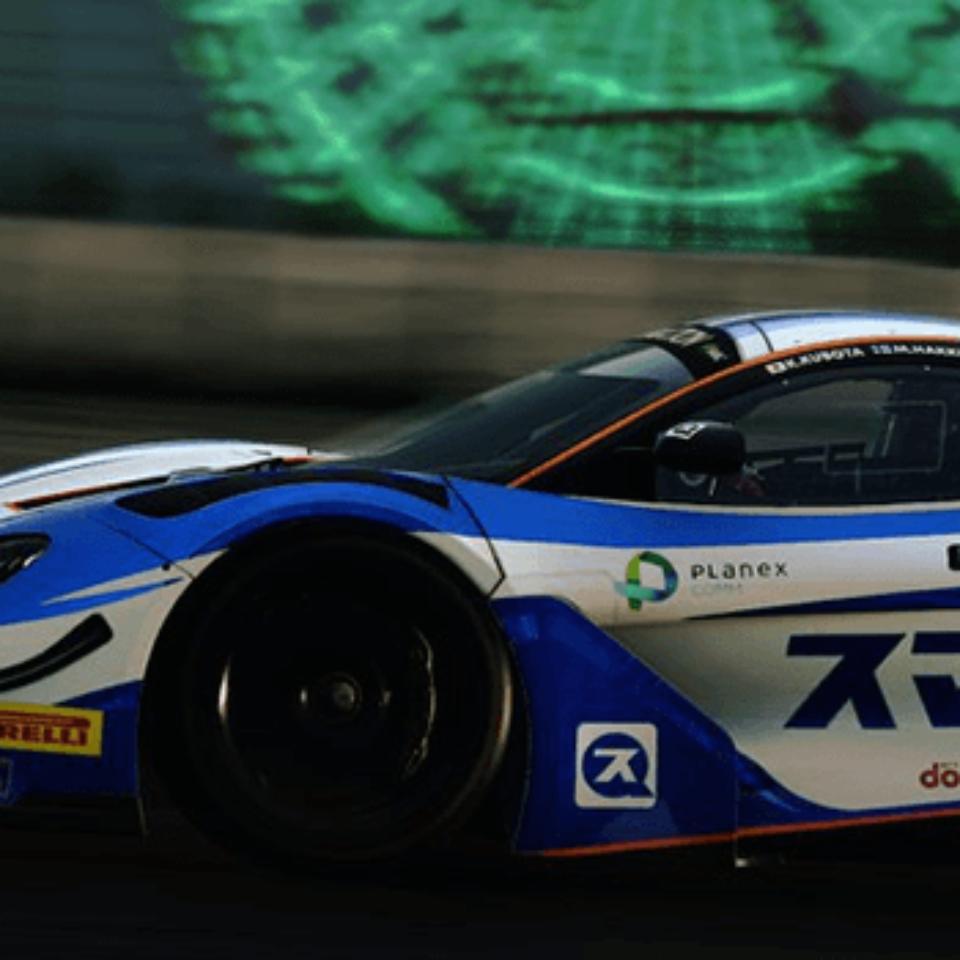 Screenshot of McLaren 720S GT3 in Assetto Corsa Competizione